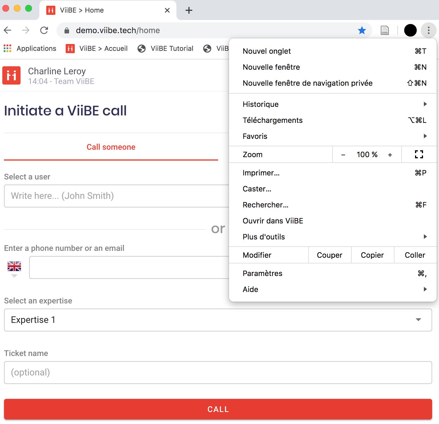 Créer un raccourci vers votre page d'accueil sur PC
